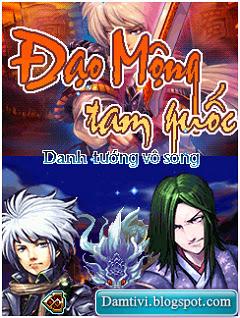 Tải Game Đảo Mộng Tam Quốc Offline - DMTQ Cho Java - Android