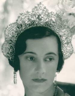 westminster halo diamond tiara lacloche leolia grosvensor arcot