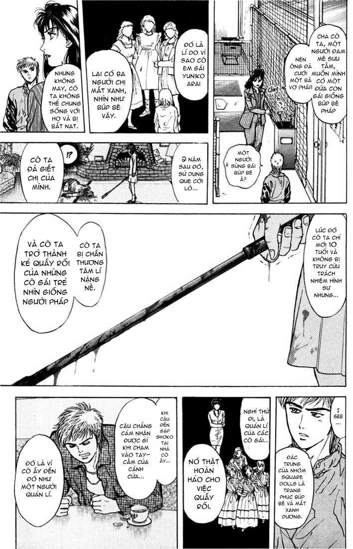 Psychometrer Eiji chapter 34 trang 19