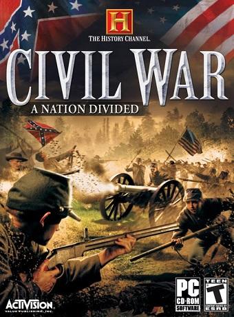 Civil War A Nation Divided