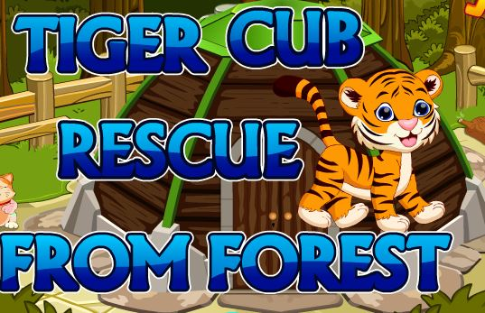 Tiger Cub Rescue From For…