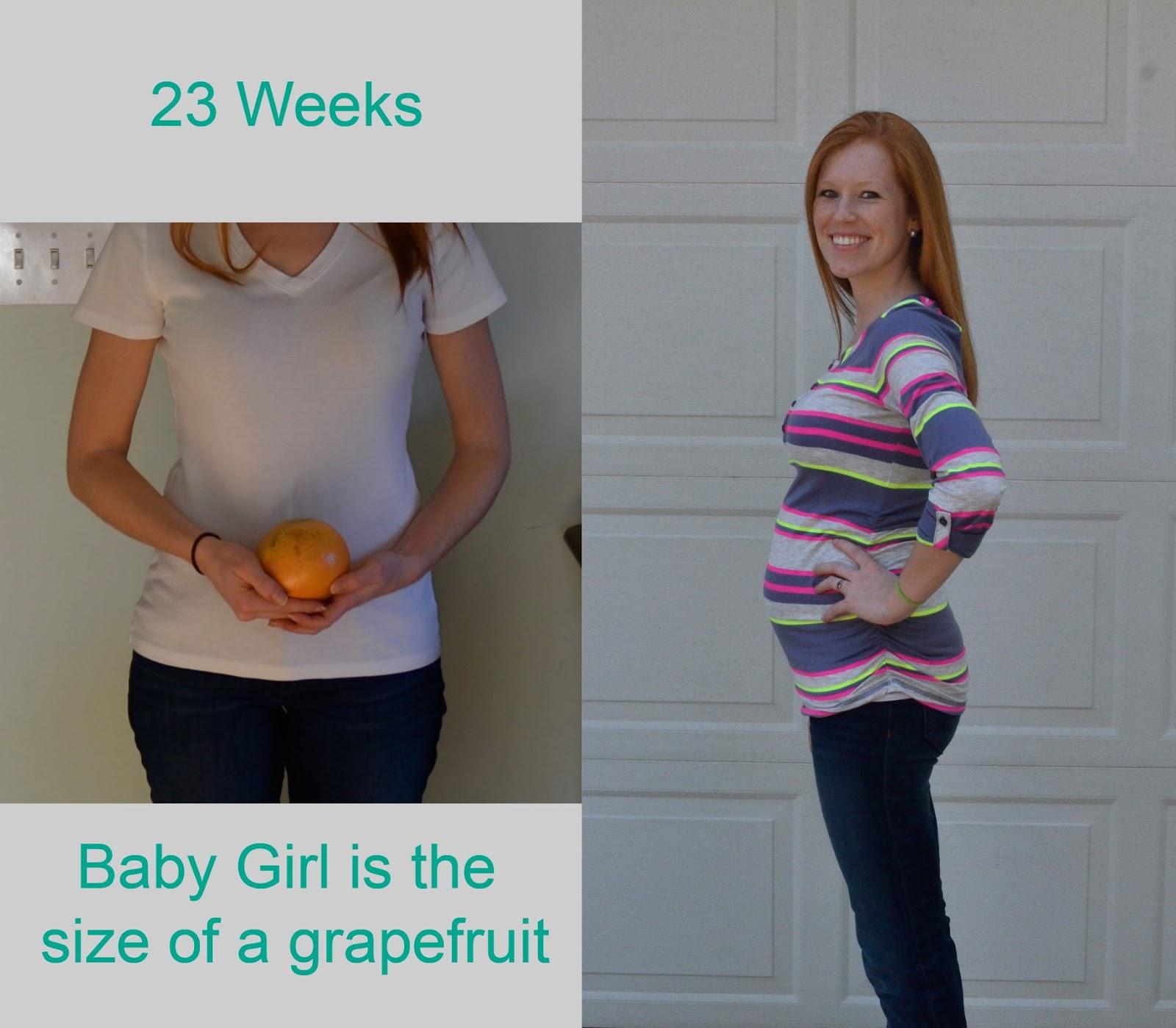 Love Like Crazy: 23 Weeks