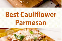 Best Cauliflower Parmesan