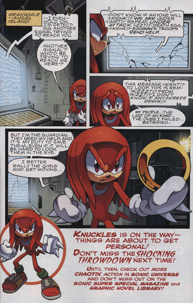 Read online Sonic The Hedgehog comic -  Issue #243 - 31
