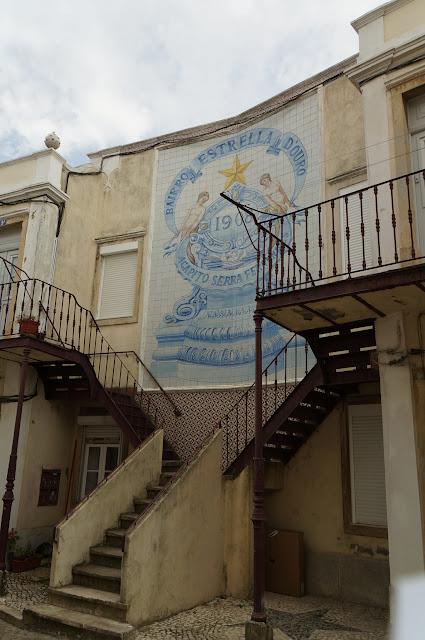 Bairro Estrala d'Ouro-Lisbonne-Portugal