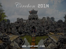 Itinerary Cirebon 2D1N ala Zoetami