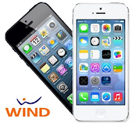 Apple iPhone a rate con offerte Wind ricaricabili e in abbonamento