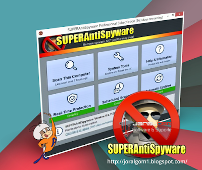 SUPERAntispyware 6.0.1210 [Free Edition]