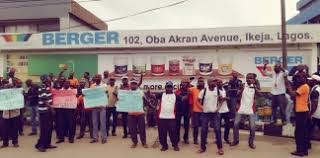 Berger paint allegedly sacks all its staff