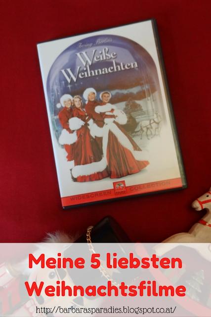 Meine 5 liebsten Weihnachtsfilme - Weiße Weihnachten