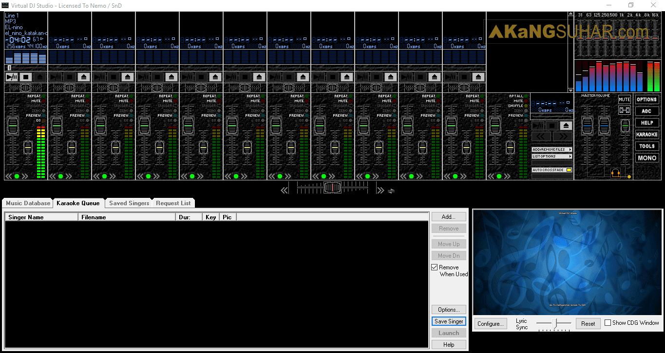 Free download Virtual DJ Studio 7.8.3 final latest version terbaru gratis serial number keygen patch crack activation code license key activated for windows www.akangsuahr.com