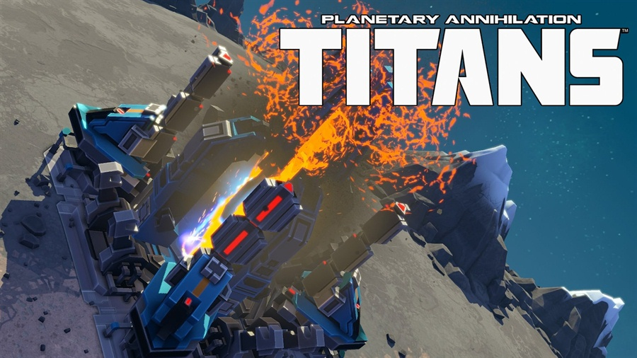 Planetary Annihilation TITANS Download Poster