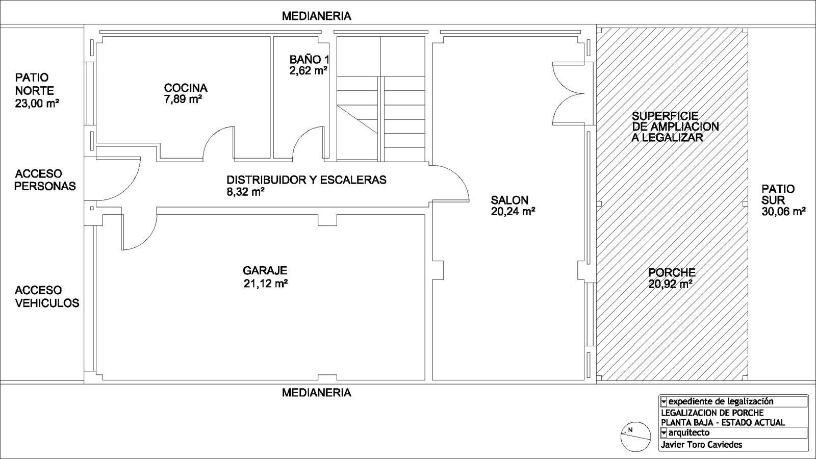 legalizacion plano arquitecto valladolid