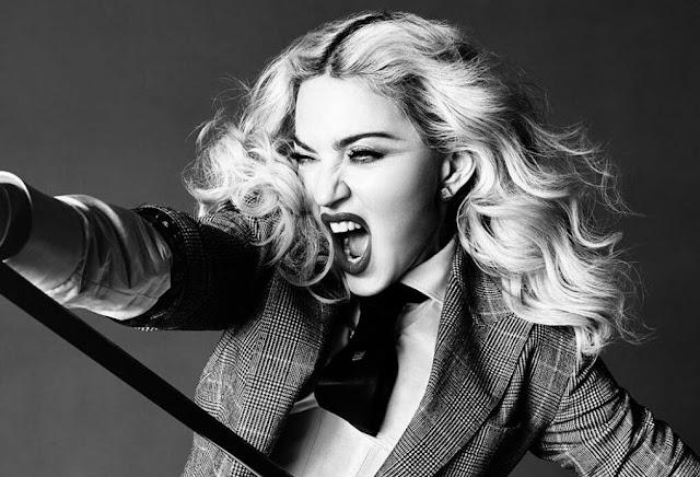 Madonna es nombrada mujer del año por Billboard