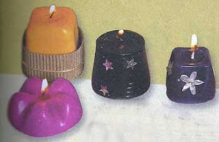 Cómo fabricar velas