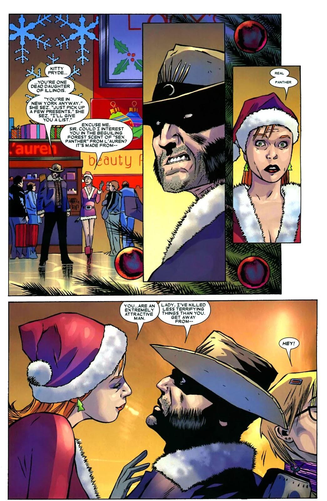 Read online Wolverine (2003) comic -  Issue #49 - 4