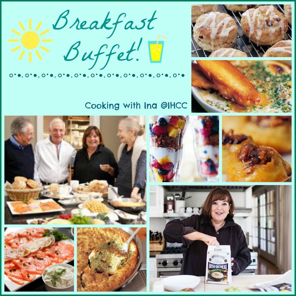 I Heart Cooking Clubs: Breakfast Buffet!