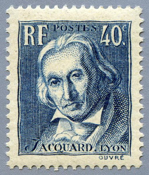 Joseph Marie Jacquard  Lyon