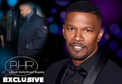 Man Attacks Comedian Jamie Foxx At A Popular Restaurant In Hollywood