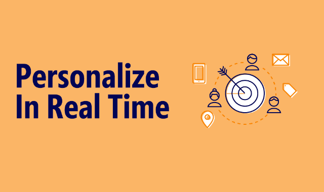 Personalize In Real Time