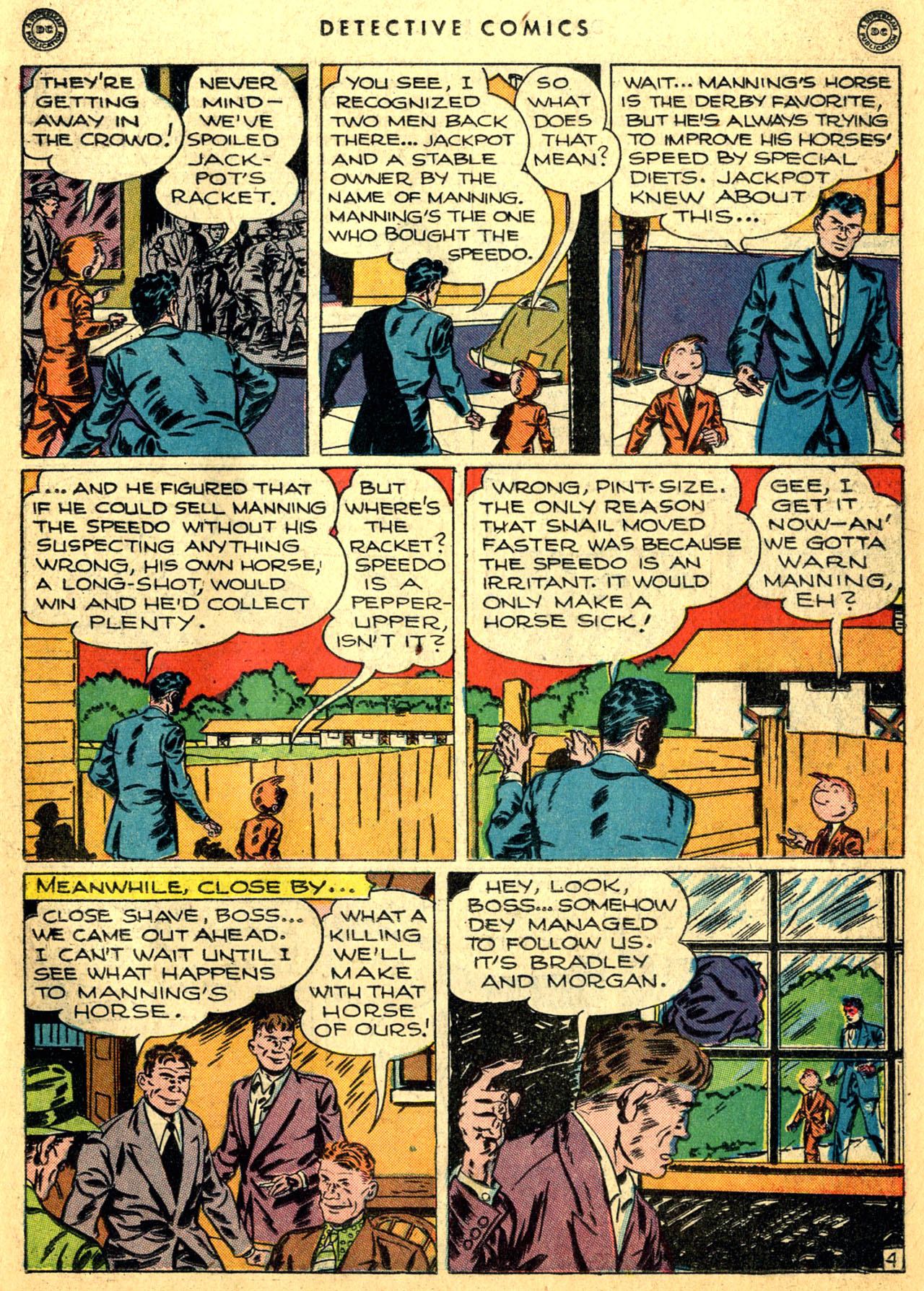 Read online Detective Comics (1937) comic -  Issue #117 - 27