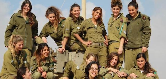 Δεν υπάρχει! Δείτε τι περιορισμούς επιβάλλει ο Ισραηλινός Στρατός στις γυναίκες που υπηρετούν για να μην προκαλούν τους άνδρες!