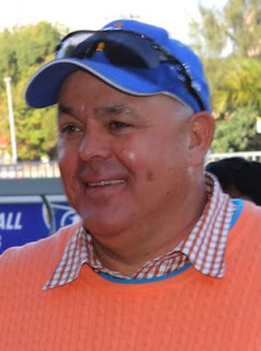 Mike Azzie - South African Horse Racing Trainer