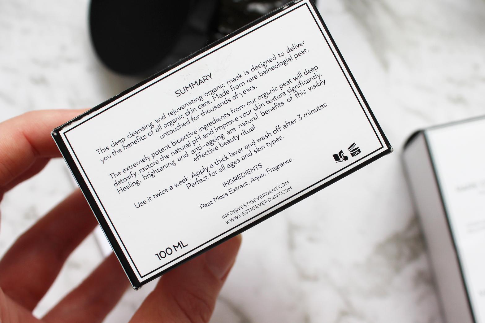 VESTIGE VERDANT | Luxury Organic Skincare - CassandraMyee