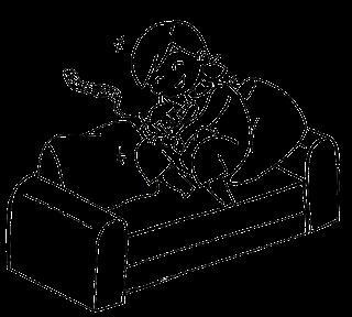 illustration papouiller tina