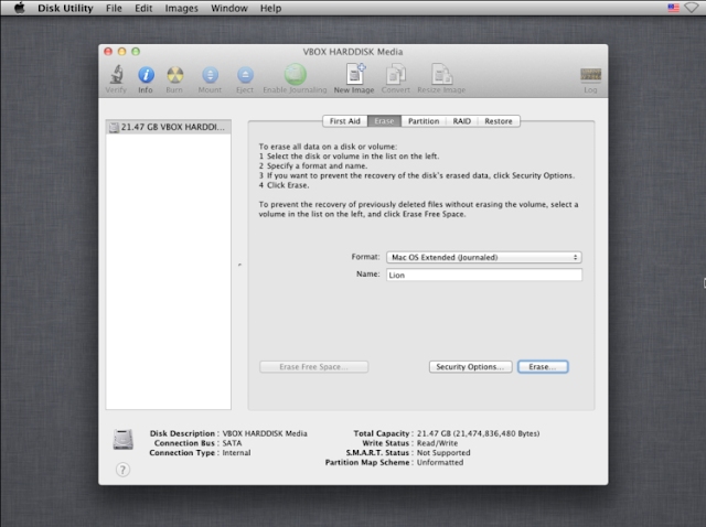 Comment installer <b>Mac</b> <b>os</b> <b>X</b> <b>lion</b> - <b>MacOS</b>