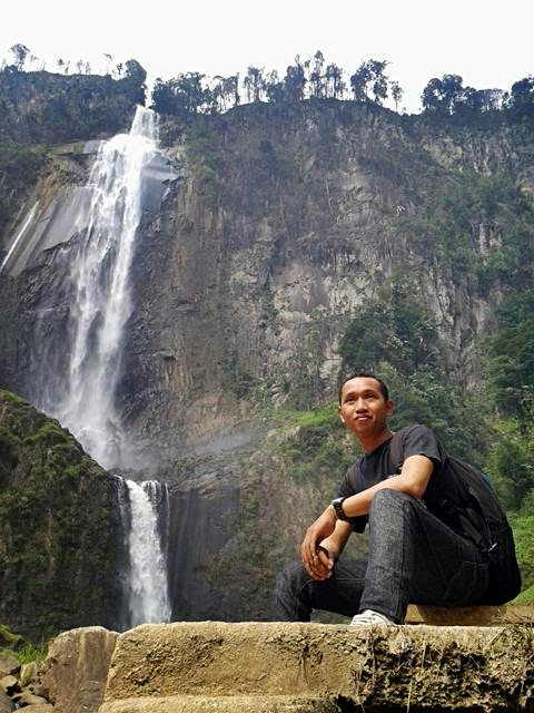 Air Terjun Ponot Asahan Sumatera Utara