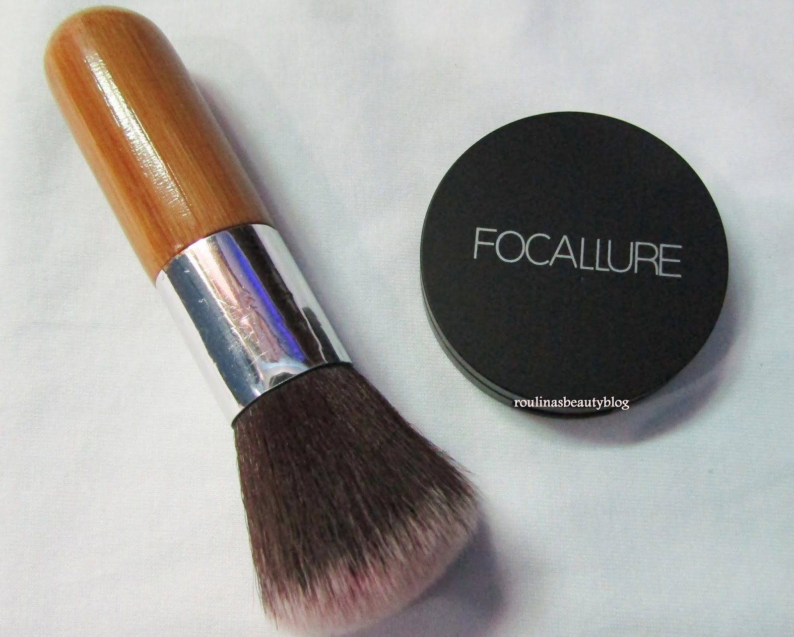 REVIEW JUJUR - FOCALLURE COLOR MIX BLUSH ON WARNA CORAL