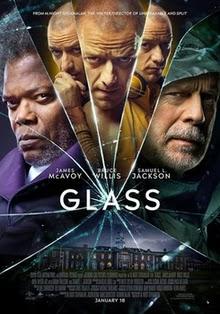 Glass (2019) Dual Audio Full Movie HDRip 1080p | 720p | 480p | 300Mb | 700Mb | ESUB | {Hindi+English}