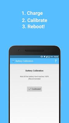 Tutorial Kalibrasi Baterai Android Supaya Lebih Tahan Lama