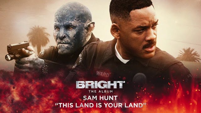 bright 2017 720p hdrip 900mb hollywood full movie free download