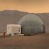 Nasa quer usar 'casa de gelo' para suas missões em Marte
