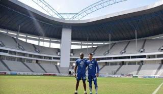 Persib Bandung vs Bali United Resmi di Stadion Batakan Balikpapan