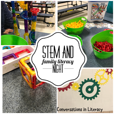 STEM and Family Night Ideas