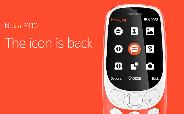 Confirmed: The Iconic Nokia 3310 (2017) Will be Available in Germany from May 26!