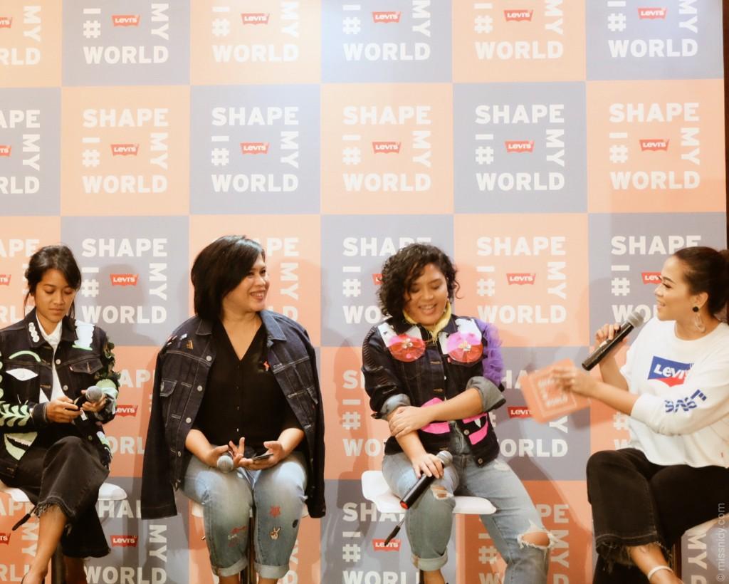 i shape my world - levi's indonesia
