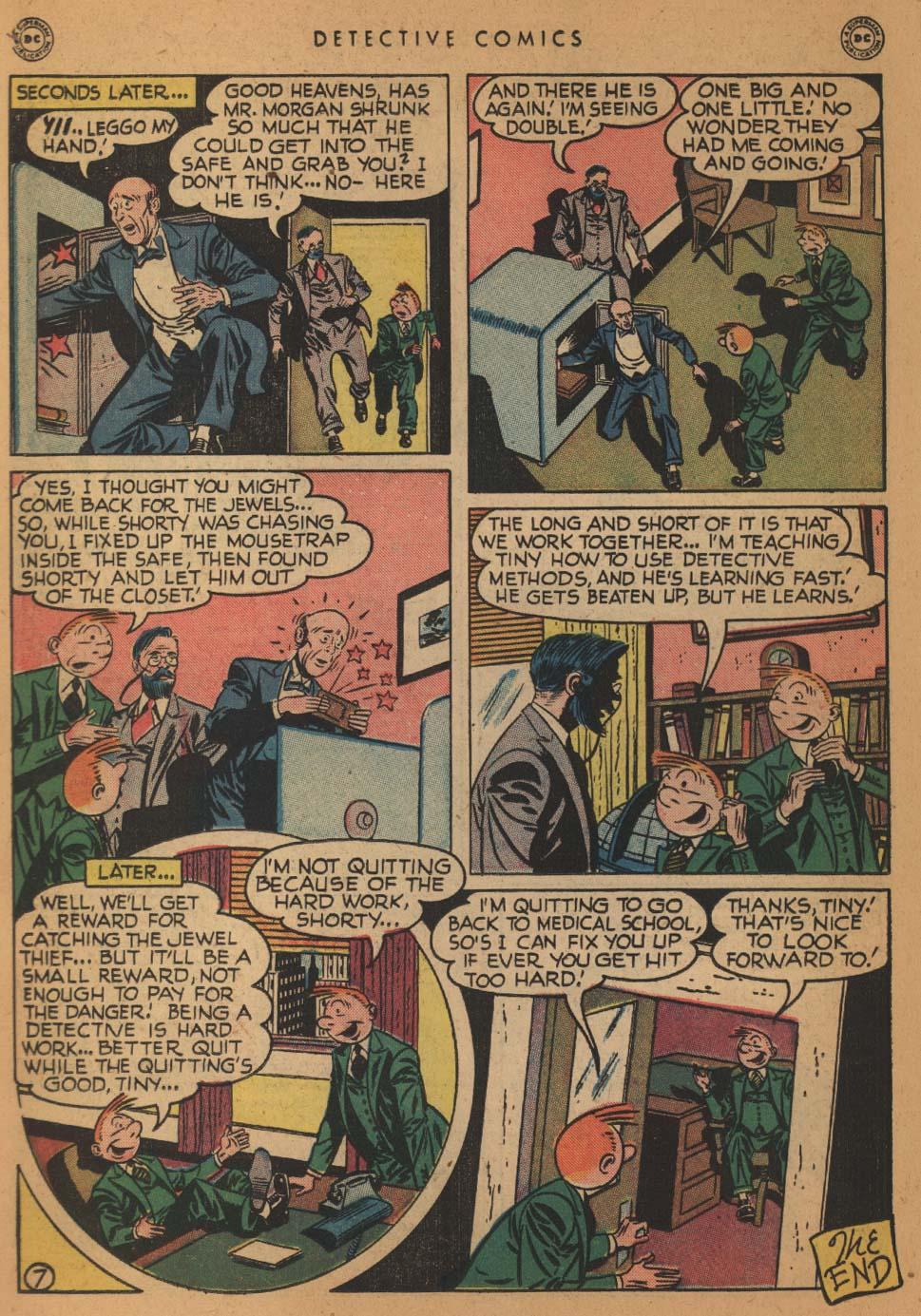 Read online Detective Comics (1937) comic -  Issue #152 - 30