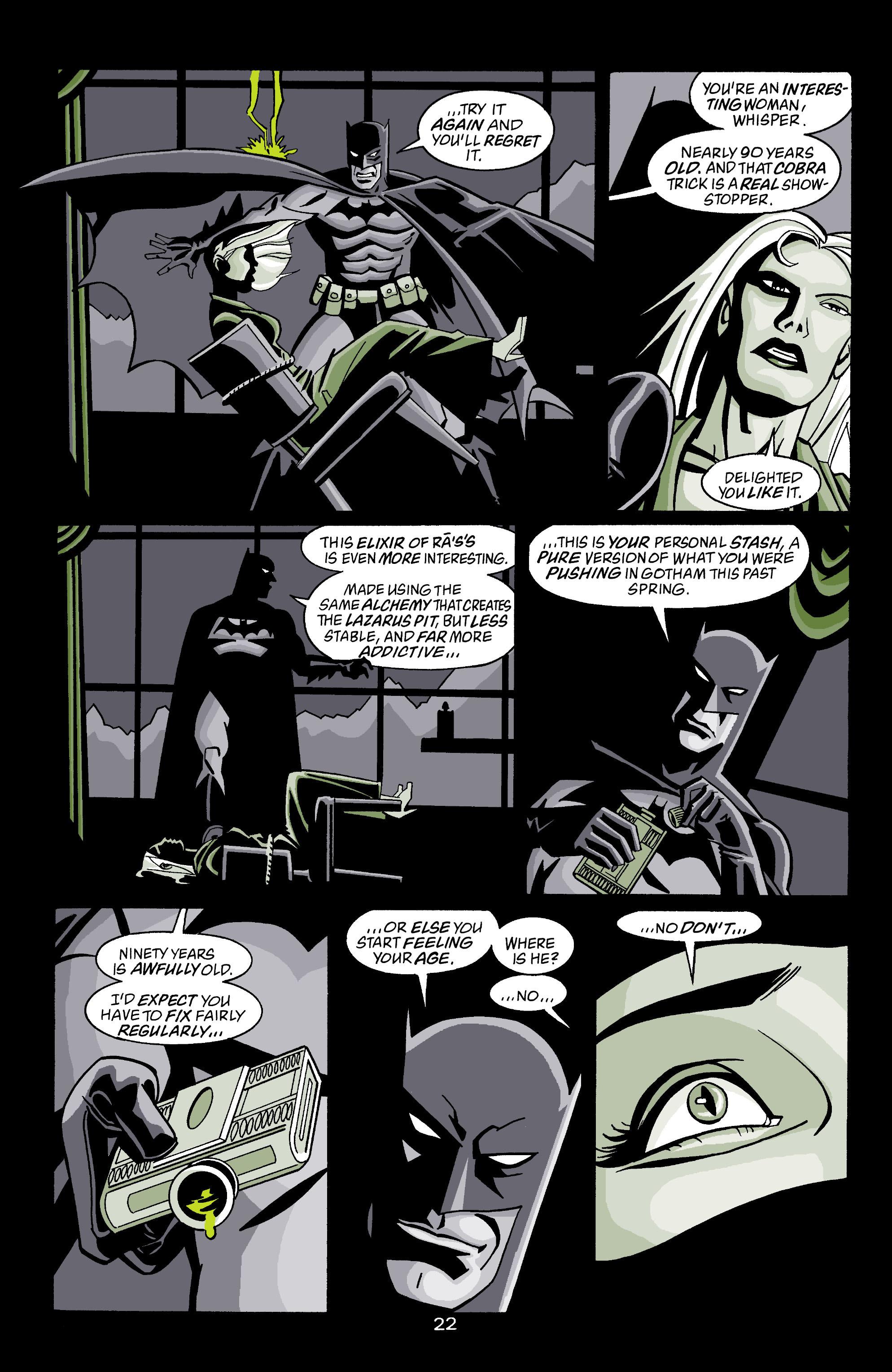 Detective Comics (1937) 750 Page 22