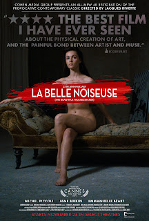 18+La Belle Noiseuse (2018) English Hot Movie 720p HDRip 1GB & 350MB