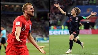 تشكيل مباراة إنجلترا وكرواتيا المتوقع اليوم نصف نهائي كأس العالم روسيا 2018
