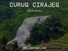 Hanya di Sukabumi, Ada Niagara Mini di Balik Terasering Sawah