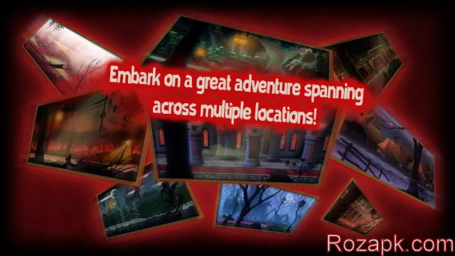 Escape from Transylvania Apk+Data v1.5 Latest Version For Android