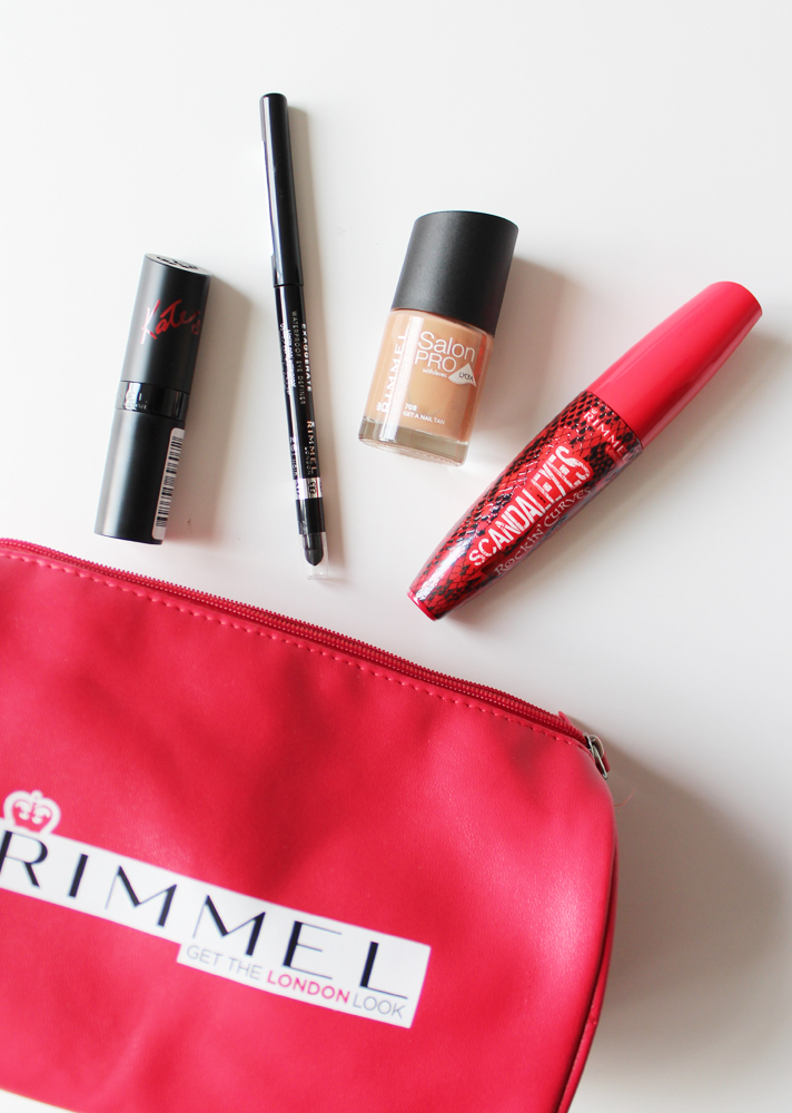 RIMMEL // Brit Kit | Review + Swatches - CassandraMyee