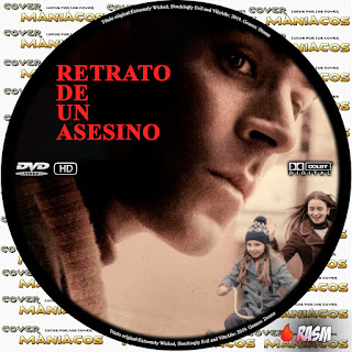 GALLETA RETRATO DE UN ASESINO - Extremely Wicked, Shockingly Evil and Vile [COVER DVD]