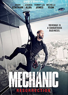 Mechanic: Resurrection/El Especialista: La Resurrección