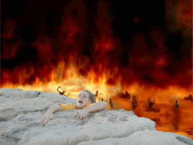 4 Razões Pelas Quais o Inferno é Real